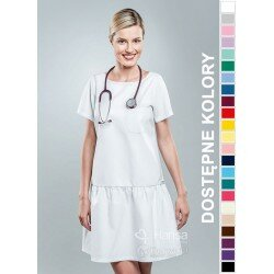 Sukienka Medyczna Hansa 0207 K1