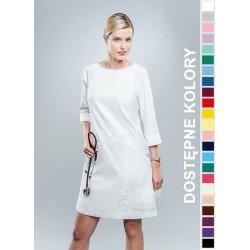 Sukienka Medyczna Hansa 0213