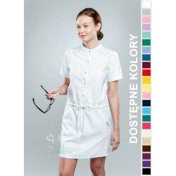 Sukienka Medyczna Hansa 0208 K1 - Promocja!